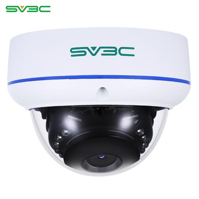 a7ce2e0e43724b SV3C SV D02POE 1080 P IP Caméra Full HD 1080 P Dôme POE Caméra De ...