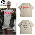 Vfiles Justin Bieber Purpose Tour T Shirt Men/Women My Mama Dont Like You Letter Printed Tops Tee Hip Hop Streetwear