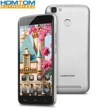 5500 mAh HOMTOM HT50 5.5 pulgadas MTK6737 Pantalla Del Teléfono Móvil 3 GB RAM 32 GB ROM Quad Core Android 7.0 Cámaras de 8MP Smartphone