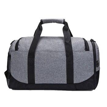 Scione Nylon Travel Bag Large Capacity Men Hand Luggage Travel Duffle Bags Nylon Weekend Bags Women Multifunctional Travel Bags 2