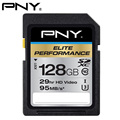 128GB SD Card Class10 PNY Original  SDXC UHS-1 U3 Memory Card Flash for Camera DSLR and HD/3D Memory SD Card