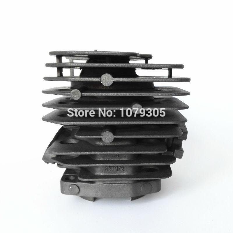 4500 45CC Kit de cilindro y pistón de motosierra de 43 mm de - Herramientas de jardín - foto 4