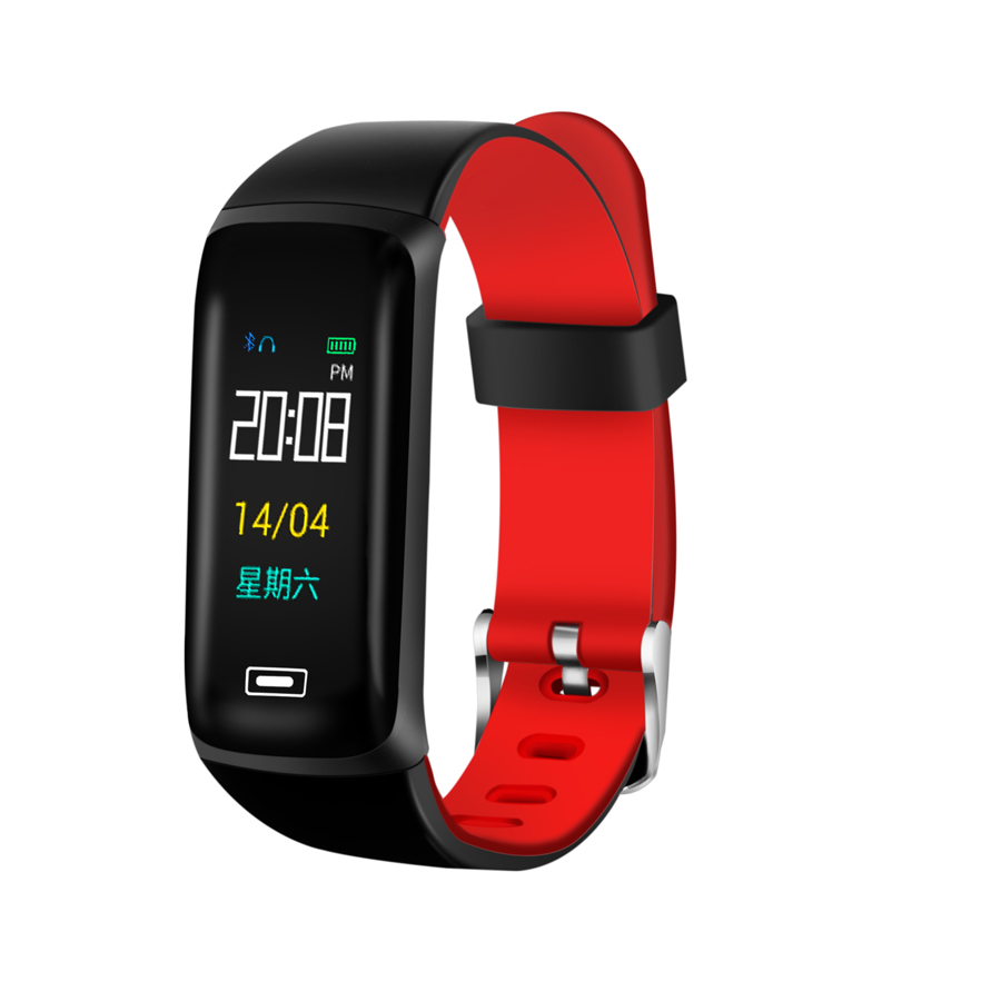 topsales band Fitness Bracelet Sport Pedometer Heart Rate Blood Pressure Passometer Fitness Tracker Smart Band For Andriod Ios in Smart Wristbands from Consumer Electronics