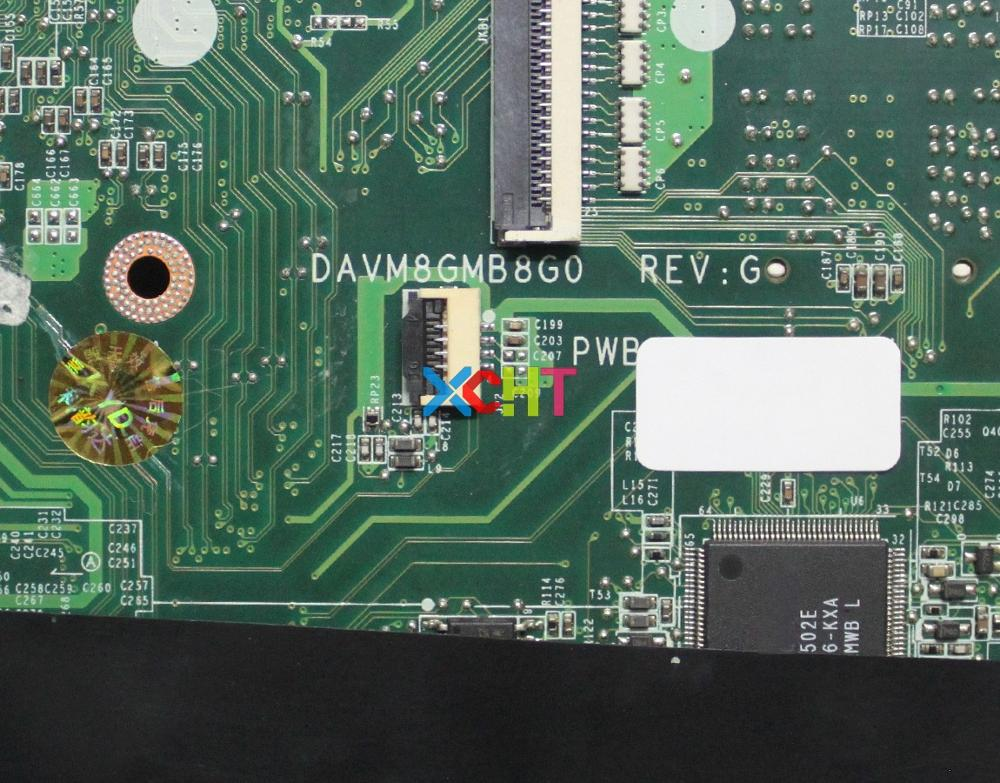 Image 5 - Для Dell Vostro 1088 V1088 CN 05732G 05732 г 5732 DAVM8GMB8G0 w 216 0728020 GPU Материнская плата ноутбука тестирование on AliExpress - 11.11_Double 11_Singles' Day