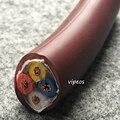 Новый браун Cardas золотой крест оптом Hifi акустический кабель 1 м/в 1 м продажи