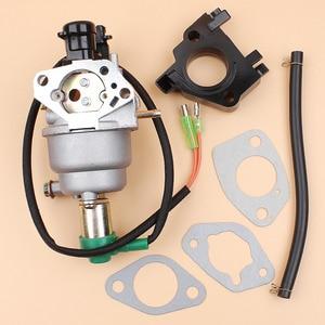 Image 1 - Генератор карбюратор соленоидная прокладка комплект для HONDA GX340 GX390 188F 5 кВт 6,5 кВт 11/13HP двигатель автомобильный дроссель