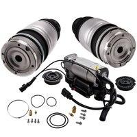Front Left/Right Air Shock Suspension For Audi Q7 Porsche Cayenne Touareg 7L8616403B 7L8616039D Compressor Pump 4L0698007B/A/C