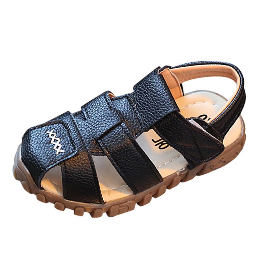 Toddler Baby Kids Unisex Sneaker Children Boys Girls Summer Casual Sandals Shoes