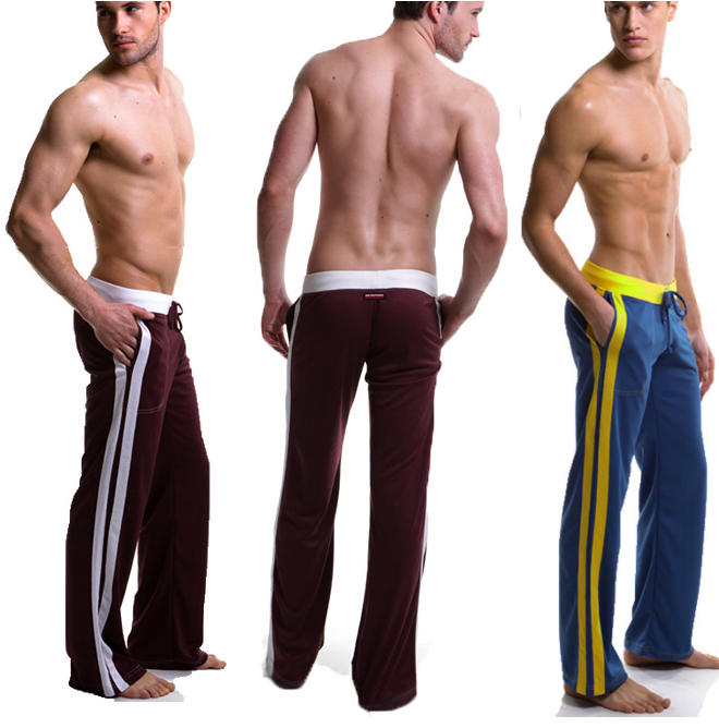 2014 NEW Men Yoga Pants Leggings Fitness Workout Free Shipping In Mens Costumes From Novelty Special Use On Aliexpress
