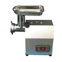 220kg H Commercial Stainless Steel Electric Meat Grinder Multi Function Crusher Meat Machine Sausage Filling Enema