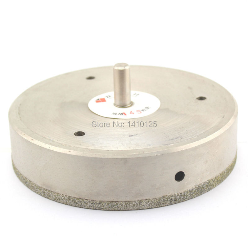 140 mm 5 1/2 inch Diamond Drill Bit Hole Cutter Saw Coated Masonry Drilling for Glass Ceramic Stone Marble Granite Porcelain