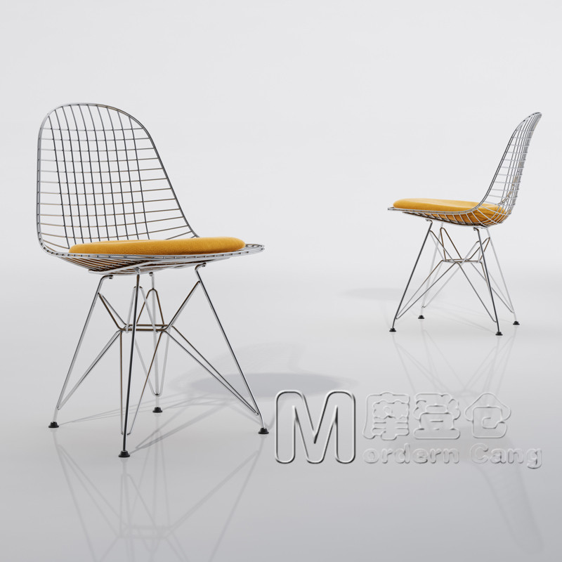Exceptionnel Modern Warehouse Wire Chair Charles Eames Wire Chair Casual And Simple Chair  IKEA Office Chair In Shampoo Chairs From Furniture On Aliexpress.com |  Alibaba ...