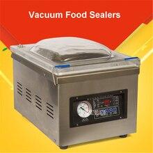 DZ-260 220 В/50 hz питание вакуумный упаковщик, V acuum упаковки машины V acuum камеры, алюминиевые мешки пищевой рис чай V acuum запайки