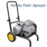 220 V/110 V Elektrische Airless Farbe Sprayer 2200 W Hige Druck Spritzen Maschine ST 995|Mal-Werkzeugset|Werkzeug -