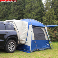 FUWAYDA Durable Car Sun Shelter For Family Self Driving Camping High Quality Portable Outdoor Car Tent