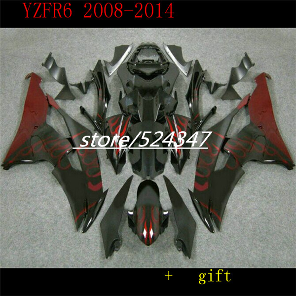 Nn для YZFR6 08 14 2009 2010 2011 2012 YZF 600 R6 2008 2014 YZF600R 08 14 обтекатель мотоцикла для Yamaha