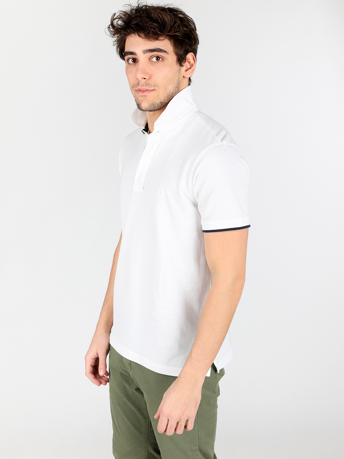 Polo   Shirt short-sleeved cotton