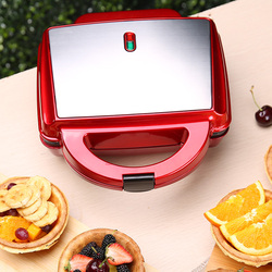 Wafu bowl, waffle machine, home multifunction breakfast machine, cake machine, small white pot