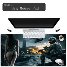 ФОТО kuliai 11species size battlefield mouse pad sexy fashion large pad to mouse computer mousepad gaming mouse mats to mouse gamer