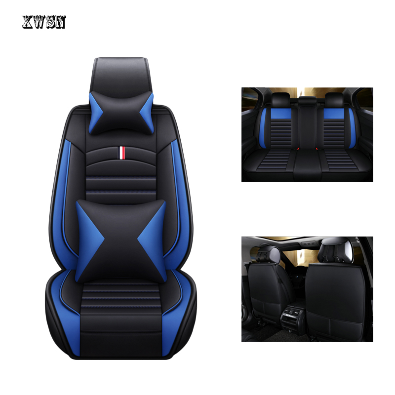 XWSN car seat cover for <font><b>audi</b></font> a3 8p a3 <font><b>sportback</b></font> a1 a3 a4 a4l <font><b>a5</b></font> a6 a6l a7 a8 8p 8v a4 b6 b7 <font><b>b8</b></font> a6 c5 c6 c7 q5 q7 tt accessories image