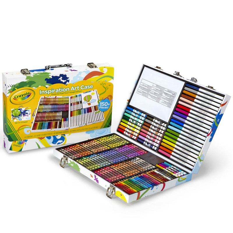 art drawing set for school students children painting box set art supplies stationery good gift. Black Bedroom Furniture Sets. Home Design Ideas