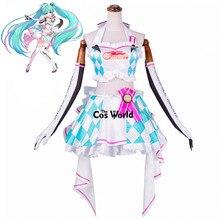 תלבושות Miku אחידה Hatsune