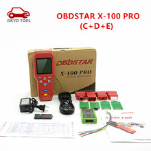 Original OBDSTAR X 100 x100 PRO Auto Key Programmer C D Type Support EEPROM Function for
