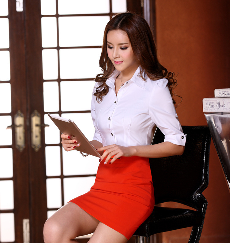 New Summer 2017 Fashion Formal Female Black Pencil Skirts Women Slim Office Las Short For Work Free Shipping L Xl In From S