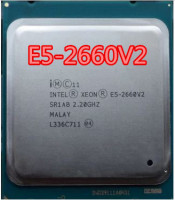 Intel Xeon Processor E5 2660 V2 LGA 2011 CPU Ten Cores Xeon Processor SR1AB Server Desktop CPU 2660v2