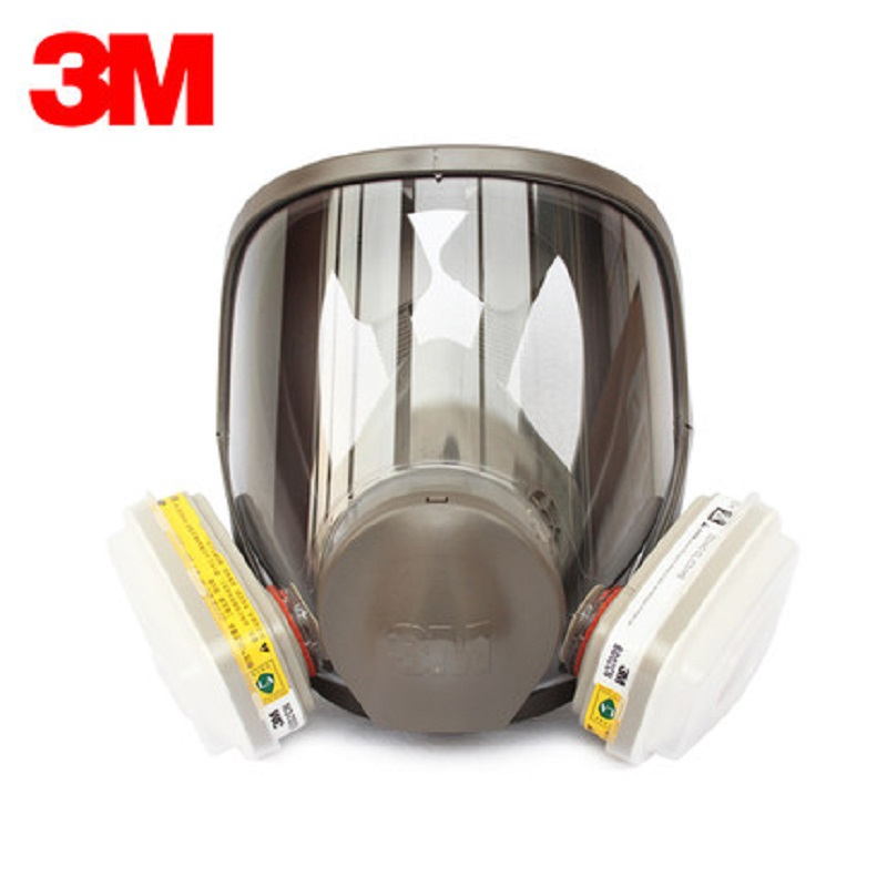 Image 3 - 15/17 In 1 3M 6800 Gas Mask Full Face Respirator Air Filters Welding Spraying Chemical Laboratory Safety Worker Mask-in Chemical Respirators from Security & Protection