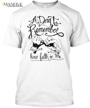 A Day To Remember Have Faith In Me - And I Never Did Popular Tagless Tee T-Shirt