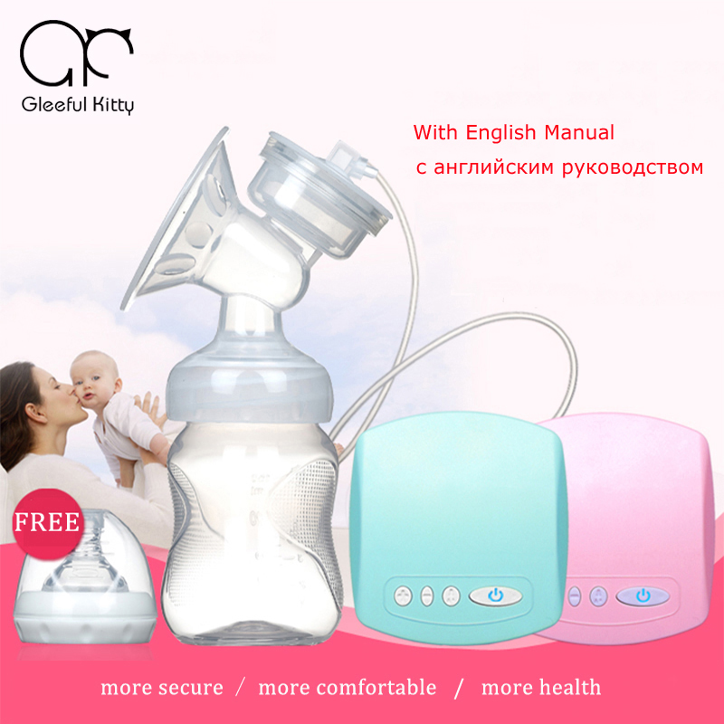 New 2018 Intelligent Automatic Electric Breast Pumps Nipple Suction Milk Pump Breast Feeding USB Electric breast pump 510 automatic electric breast pump lcd display portable silent milk pump breast feeding electric breast pump accessories yellow