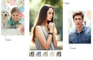 Image 5 - オリジナルhuawei社arプリンタ 300dpiポータブル写真ミニポケットdiy共有 500 2600mah画像プリンタポケットbluetooth 4.1