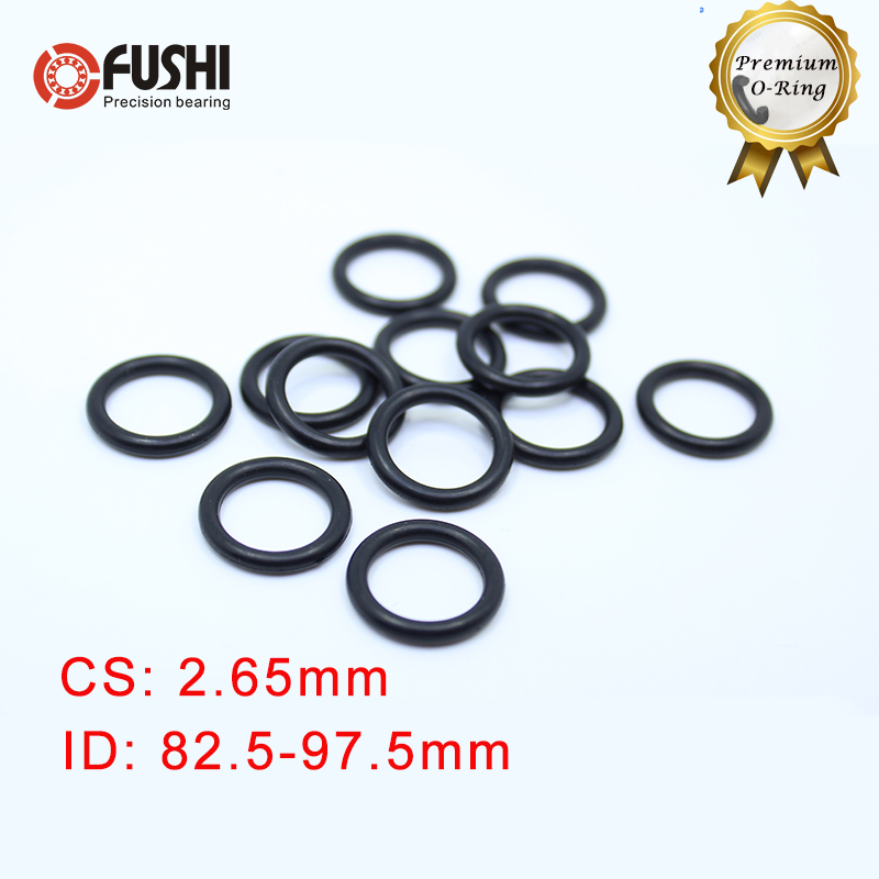 2.4mm White Food Grade Silicone HIGH TEMP Gasket Washers O-Ring Seal OD=8~30mm