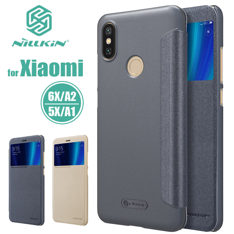 Luxury House With Phone With: Aliexpress.com : Buy For Xiaomi Mi A2 MiA2 Mi 6X NILLKIN