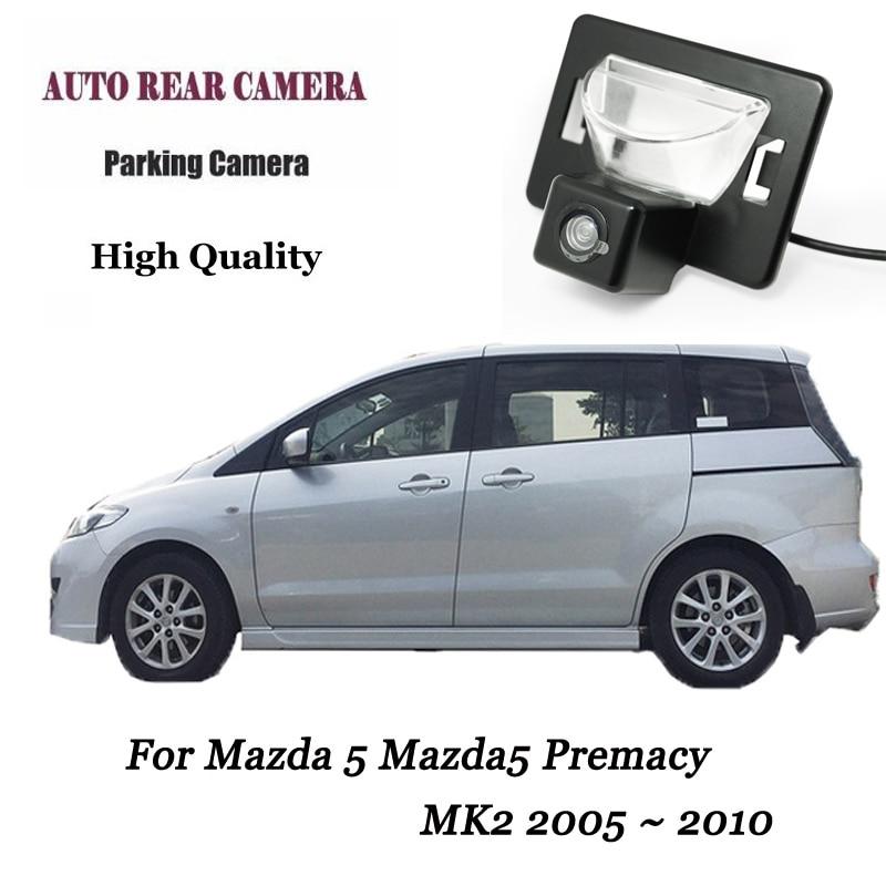 HD 170° MCCD Starlight Night Vision Car Reverse Backup Front View Camera Par KQ
