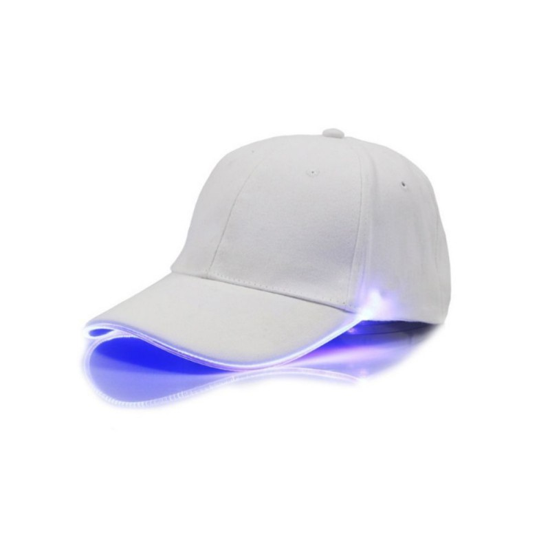 Glowing Adjustable Party Baseball Caps 19