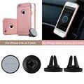 Nillkin 360 Вращающегося Магнитного Автомобилей Air Vent Mount Мобильный Телефон Владельца Стенда для iPhone 6 Plus защитный чехол и держатель GPS