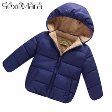 Kids Toddler Boys Jacket Coat & Jackets For Children Outerwear Clothing Casual Baby girls Clothes Autumn Winter autumn winter thin jacket girl coat children hooded outerwear windbreaker girls parka kids clothes casual long jackets for girls