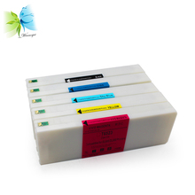 Winnerjet 1 set compatible ink cartridge filled with dye ink and chip for Fuji DL-650 DL650 wide format printer full cartridges [kld ink] compatible refillable ink cartridge for stylus pro 4800 large format inkjet printer 8 cartridges with chip