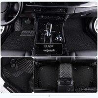 Wenbinge Custom Car Floor Mats For Dodge All Models Journey RAM 1500 2500 3500 Challenger Charger