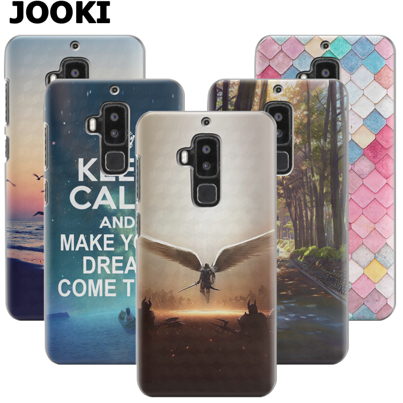 on sale 19894 ff593 US $9.98 |JOOKI Case HOMTOM S8 Case Cute Pink Hard Slim Cpver For HOMTOM S8  Smartphone Print Plastic PC Rose Paris Tower Back Cover 4G 5.7-in ...