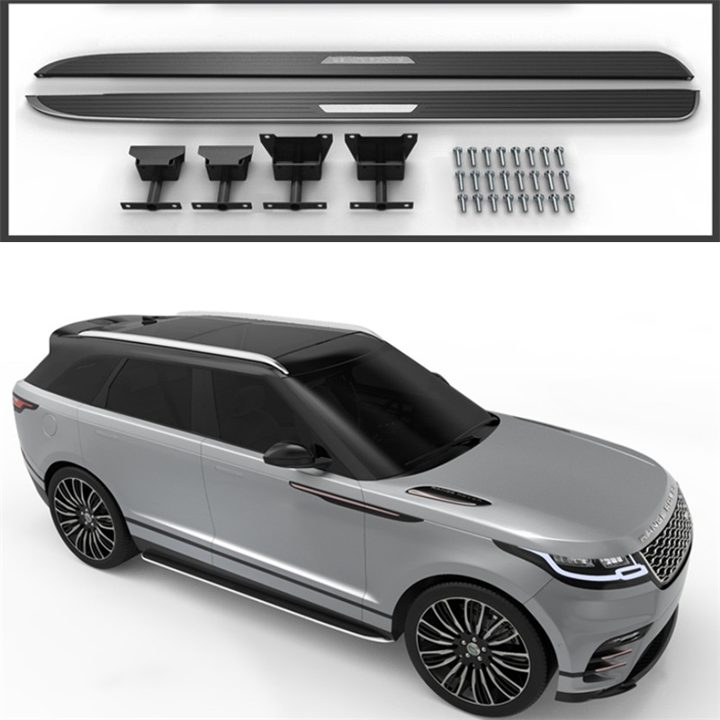 2019 Land Rover Range Rover Suspension: JIOYNG Running Boards For LAND ROVER Range Rover Velar