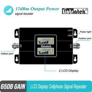 Image 3 - Lcd scherm Gsm 900 W Cdma 2100 Mhz Dual Band Signaal Repeater 2G 3G Umts 65dB Mobiel cellular Signaal Versterker Set 31