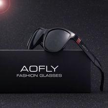 Okulary Przeciwsłoneczne z Polaryzacją AOFLY