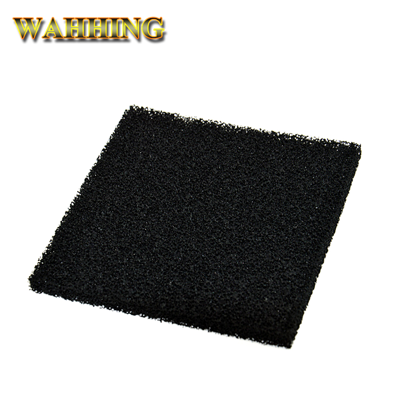 High Quality Black Activated Carbon Filter Sponge For 493 Solder Smoke Absorber ESD Fume Extractor HY1272