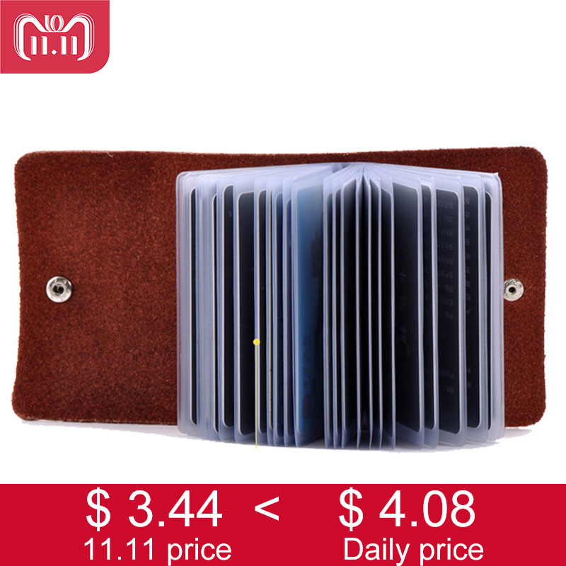 SMILEY SUNSHINE Genuine Leather Card Holder Business Bank Credit Card & id Holder Card Wallet Bag Case for men women porte carte smiley sunshine fashion business id credit card holder women bank card case cardholder female slim wallet for cards porte carte
