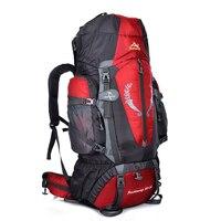 Large 85L Outdoor Backpack Travel Multi purpose climbing backpacks Hiking big capacity Rucksacks camping sports bags