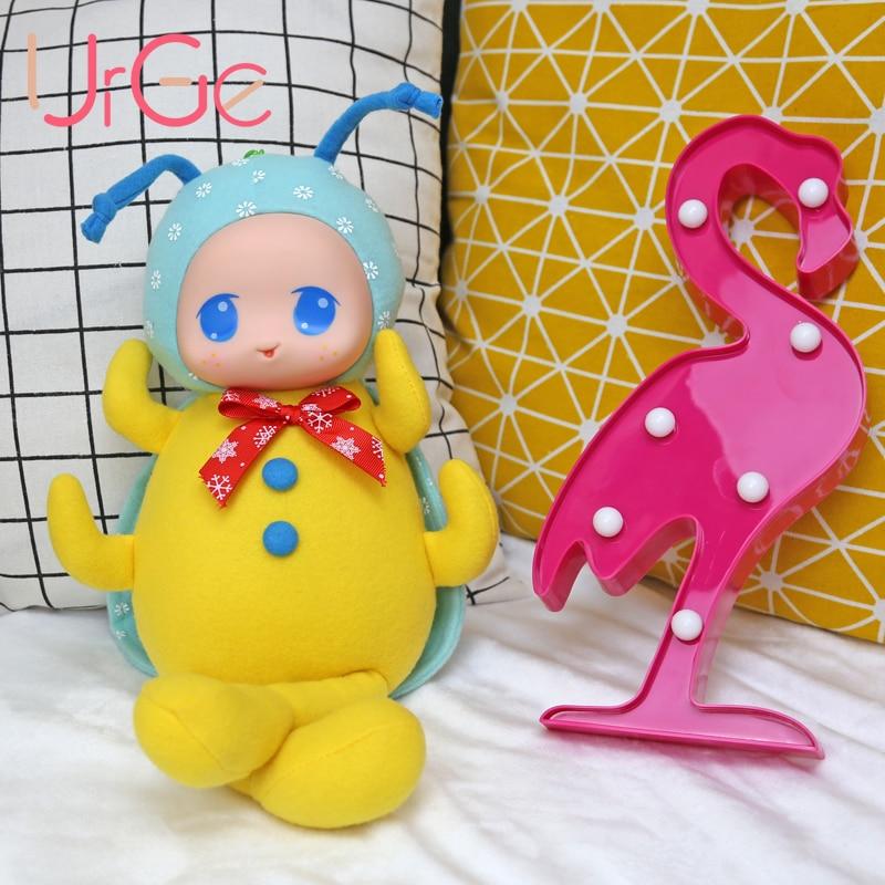 Livraison Gratuite Jouets En Peluche De Bande Dessinée Anime Cigale Sleeping Mate Peluche & Animaux En Peluche Jouets Pour Filles Cadeau URGE