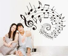 Music Note Wall Sticker